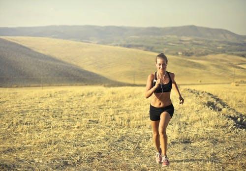 žena běh