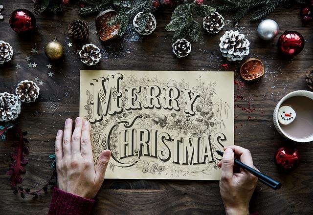 vánoční výrobky