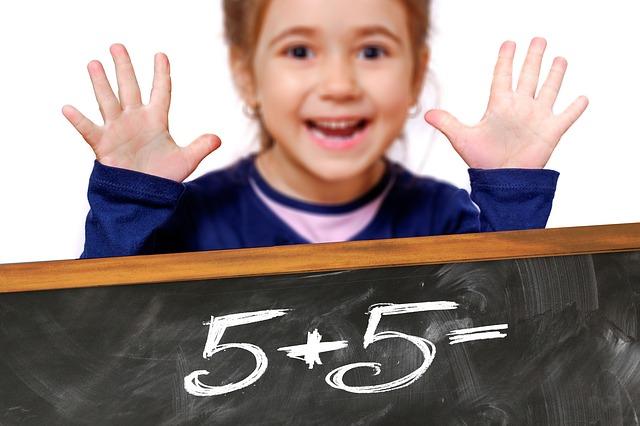 výpoečet pět plus pět