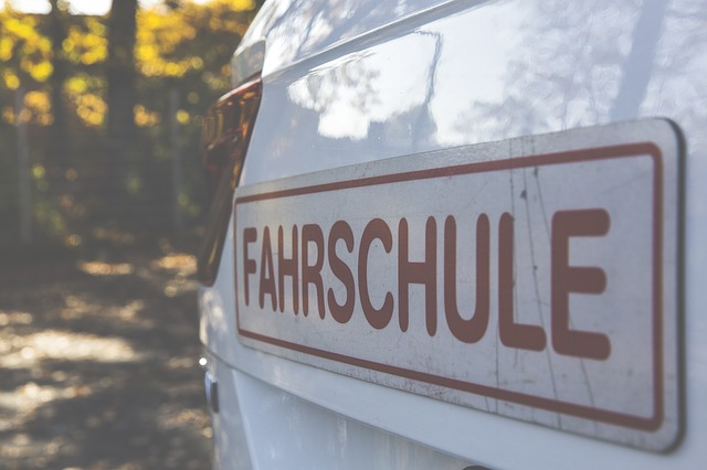 německá autoškola