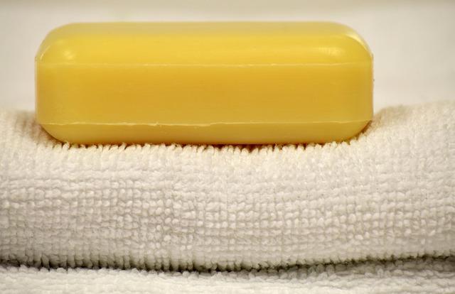 hadřík a mýdlo